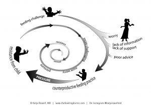 Worry Cycle of Feeding Pressure